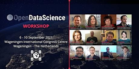Open Data Science Europe Workshop  - in presence tickets