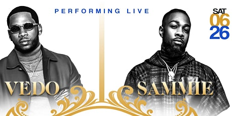 R&B AIN'T DEAD CONCERT: FEATURING VEDO & SAMMIE tickets