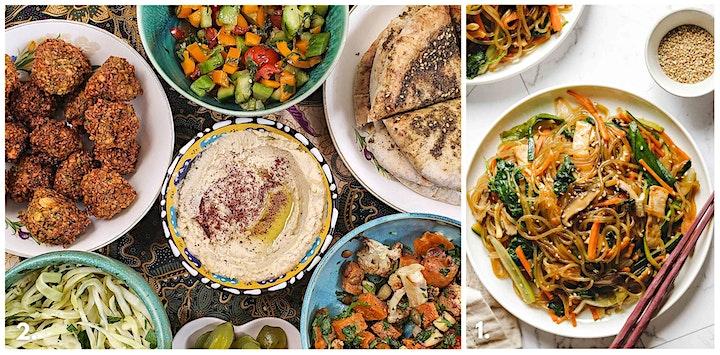 Vegetarian Cooking Classes image
