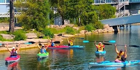 Kayak, Yoga & Picnic by the lake tickets