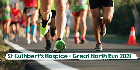 St Cuthbert's Hospice Great North 2021 (Charity Place) tickets