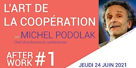 AFTERWORK #1 L'art de la coopération billets