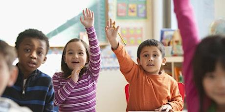 RSA Inclusive & Nurturing Schools: Practice-Sharing Event #1 tickets