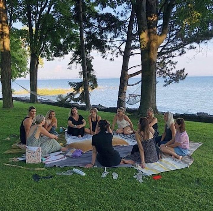 Sunset Yoga and Meditation image