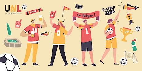 EURO 2021 - Finlande-Belgique @ UNL Tickets