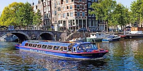 Canal cruise through Amsterdam tickets