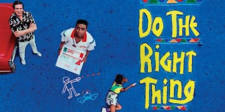 DO THE RIGHT THING:  MOVIE + TRIVIA NIGHT (Fri Aug 6- 7:30PM) tickets
