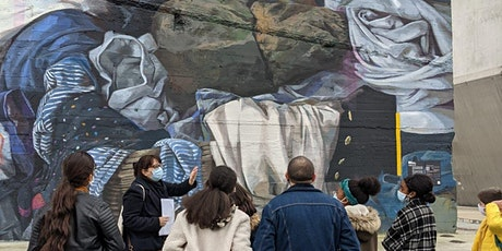 Visite guidée art urbain - quartier de la création billets