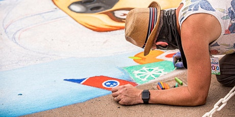 5th Annual Chalkfest at the Island in Pigeon Forge tickets