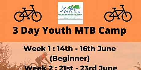 Intermediate 3 Day Youth Mountain Bike Camp tickets