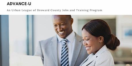 ADVANCE-U: Workforce Orientation tickets
