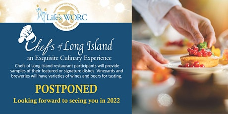 Chefs of Long Island Food & Wine Tasting  POSTPONED!  See you in 2022! tickets