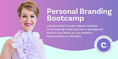 Personal Branding Bootcamp biglietti