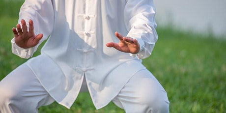 Qi Gong for Grounding & Balance with Ron Prescott tickets