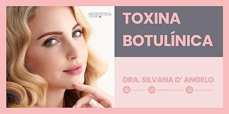 Curso Avanzado de Toxina Botulínica entradas