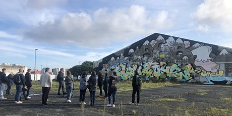 Visite guidée art urbain - Quai de Loire billets