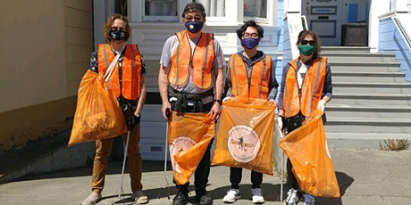Central Richmond Cleanup tickets
