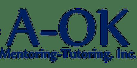 A-OK Volunteer Information Session 2021-2022 School Year tickets
