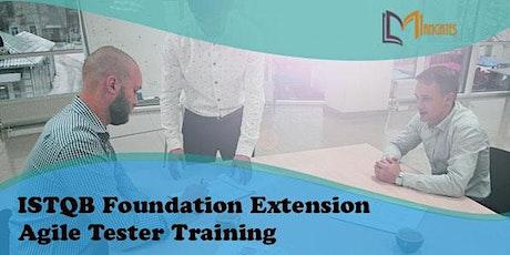 ISTQB Foundation Extension Agile Tester 2 Days Training in Queretaro tickets