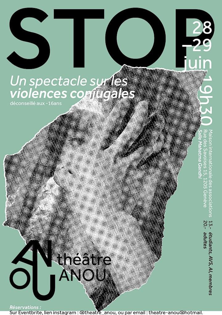 Image pour STOP - Théâtre ANOU