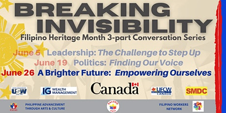 BREAKING INVISIBILITY: A BRIGHTER FUTURE. EMPOWERING OURSELVES tickets