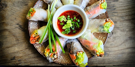 Spring Roll Fling - FREE Virtual Cooking Class tickets