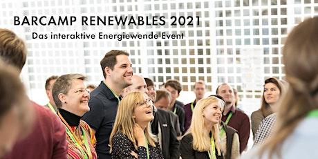 Barcamp Renewables 2021 Tickets
