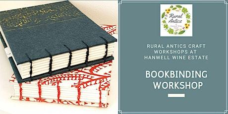 Handmade Bookbinding Workshop tickets
