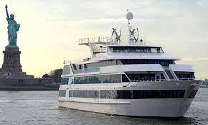#1 NYC INFINITY YACHT CRUISE BOAT  PARTY   NYC EXPERIENCE  PARTY TOUR image