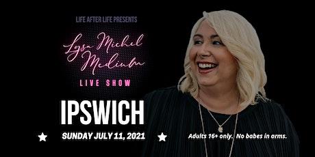 Ipswich - Lysa Michel Medium tickets