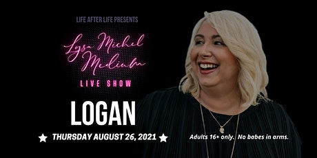 Logan - Lysa Michel Medium tickets