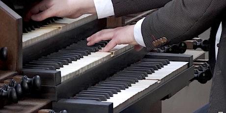 Stephan van de Wijgert, orgel en Rhea Knipscheer, sopraan tickets
