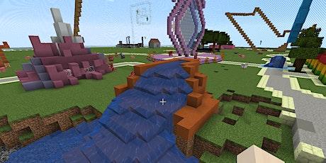 Minecraft: Wir bauen einen Freizeitpark Tickets