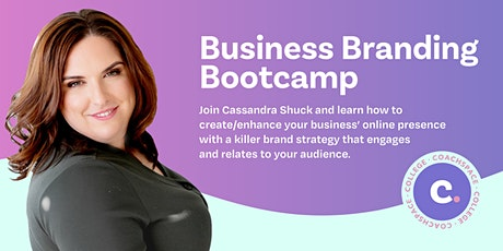 Business Branding Bootcamp tickets