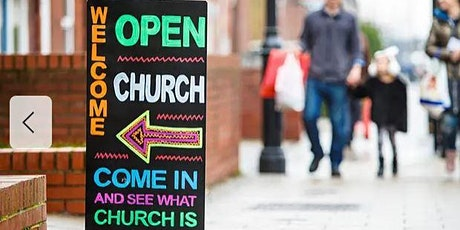Open House - Welcome back! tickets