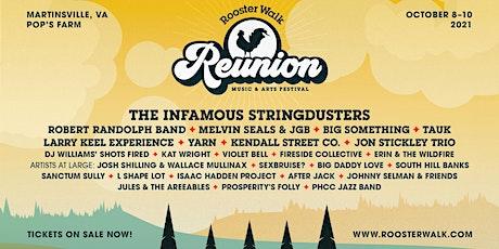 Rooster Walk Reunion tickets