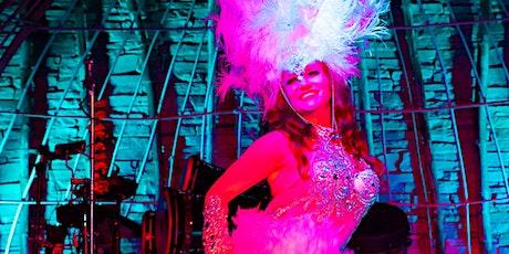 Kuba Cocktails & Cabaret — July tickets