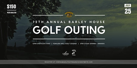 Barley House Golf Outing-12th Annual tickets