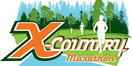 18th Annual X-Country Marathon, 30K, Half-Marathon & 5K tickets