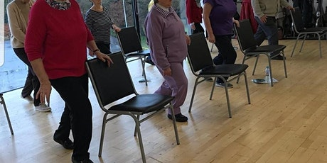 Chair Based Exercise - Bangor St tickets