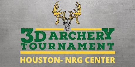 2021 Hunters Extravaganza 3D Archery Tournament- HOUSTON tickets