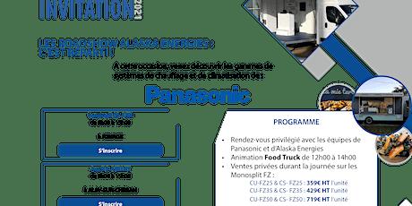 Truck Panasonic/Alaska Energies billets