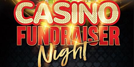 Casino Fundraiser Night tickets