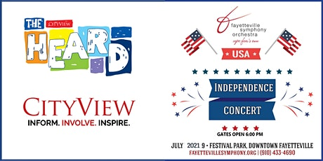 CityView Heard Meetup @ Fayetteville Symphony's Independence Concert tickets