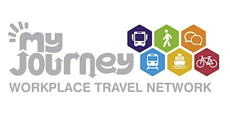 My Journey Workplace Travel Network tickets