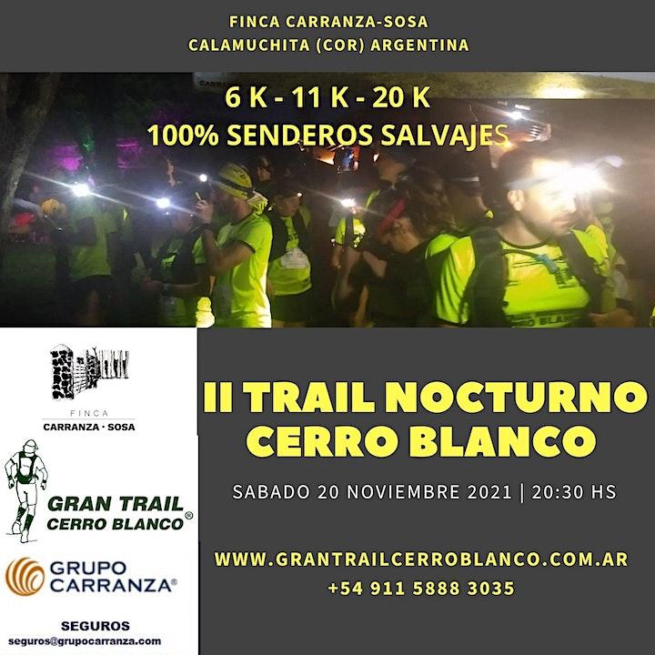 Imagen de II TRAIL NOCTURNO CERRO BLANCO ®