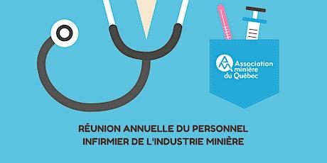 Rencontre annuelle du personnel infirmier de l'industrie minière billets