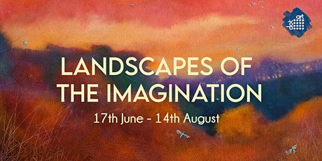 dot-art Gallery Live Zoom Launch: Landscapes of the Imagination tickets