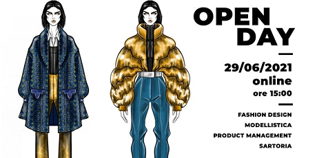 Open Day Online - 29 giugno 2021 biglietti