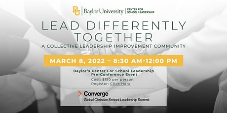 Leading Differently Together: A Collective Leadership Improvement Community tickets